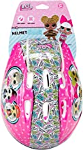 CredHedz L.O.L Surprise! Bicycle Inline Skateboard Helmet for Kids Actgear-242LOL | Easy Fold-N-Carry Design, Ultra-Lightw...