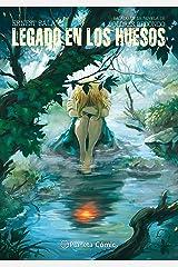 Legado en los huesos (novela gráfica): Basado en la novela de Dolores Redondo (Adaptaciones literarias nº 1) (Spanish Edition) Kindle Edition