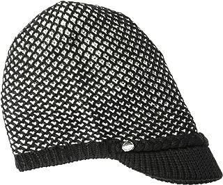 Calvin Klein Women's Honeycomb Cabbie Hat
