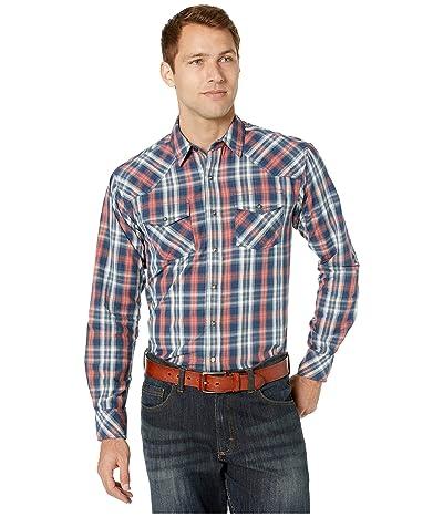 Ariat Jamie Retro Snap Shirt (Dark Denim) Men