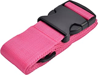 d5ba3012e38e Amazon.com: Pinks - Luggage Straps / Travel Accessories: Clothing ...