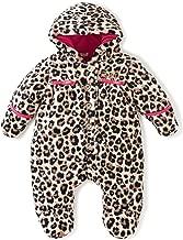 Juicy Couture Baby Girls' Pram - Printed Silky Sherpa