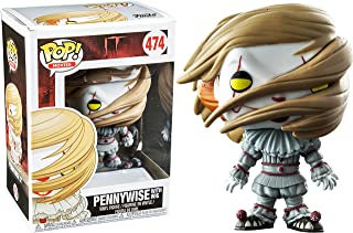 Pop Funko Pennywise with Wig