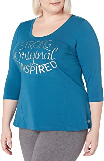 Rainbeau Curves Women's Plus SizeCyndi Tee Size