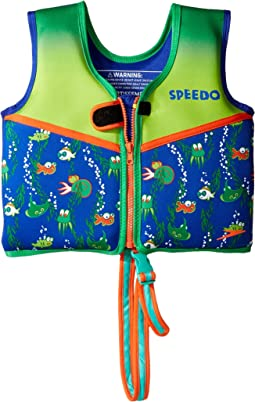 Printed Neoprene Swim Vest (Toddler/Little Kids)
