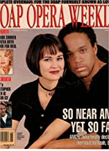 Soap Opera Weekly Magazine - June 27, 1995 - Sydney Penny & Keith Hamilton Cobb (All My Children) l Christopher Fuller l Kim Zimmer