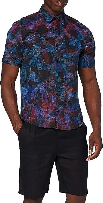 HUGO Ermino Camisa para Hombre