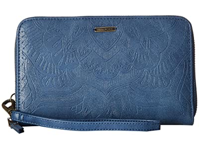 Roxy Won My Heart Wallet (Turbulence) Wallet Handbags