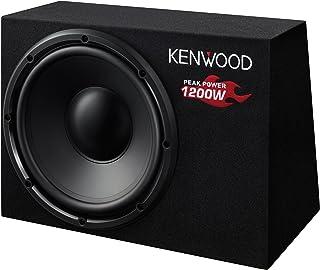 Kenwood KSC-W1200B Ground Shaking 30cm Subwoofer with Shallower Box