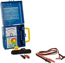 B&K Precision 307A Analog Megohmmeter Insulation and Continuity Tester, 250/500/1000V Test Voltages, 400 Megohms Insulatio...