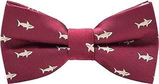 Mens Bow Ties Handmade Pre-Tied Pattern Bow Ties For Men