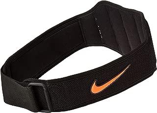 Structured Training Belt 2.0,X-Large(Black/Total Crimson)