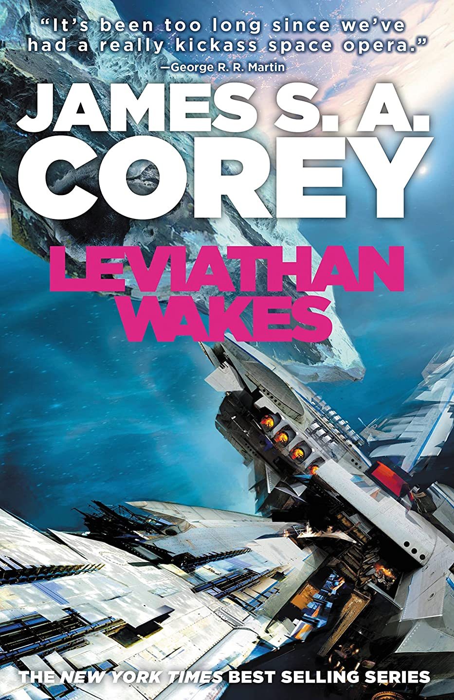 メダル手術血統Leviathan Wakes (The Expanse Book 1) (English Edition)
