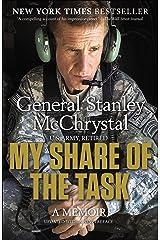 My Share of the Task: A Memoir (English Edition) eBook Kindle