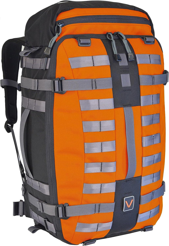 Vital Gear Air Rover Modular Adventure Travel Backpack, orange, Medium 40mm