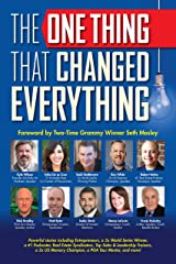 The One Thing That Changed Everything Kindle Edition