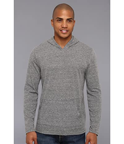 Alternative Marathon Pullover Hoodie (Eco Grey) Men