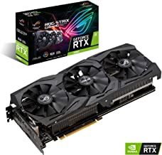 ASUS ROG Strix GeForce RTX 2060 6GB GDDR6 with the all-new NVIDIA Turing GPU architecture ROG-STRIX-RTX2060-6G-GAMING