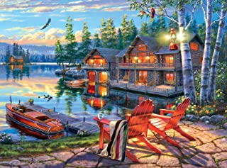 Best lake jigsaw puzzles Reviews