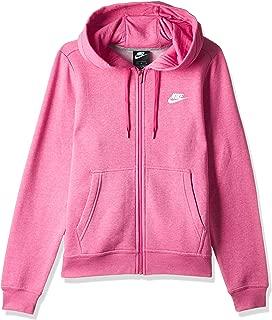 Nike Club Women's Hooded Jacket Full-Zip Fleece