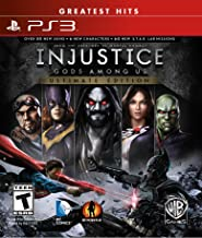 Injustice: Gods Among Us - Ultimate Edition - PlayStation 3