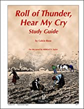 Roll of Thunder, Hear My Cry Study Guide (Literature Study Guides from Progeny Press)