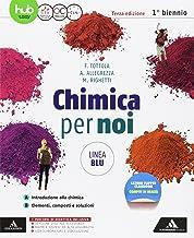Scaricare Libri Chimica per noi. Linea blu. Per le Scuole superiori. Con e-book. Con espansione online PDF