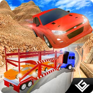 Transport Racing Cars Trailer Truck Simulator 3D: : Extreme Super Furious & Fast Car Transportation Simulation Adventure Mission Game Free For Kids 2018