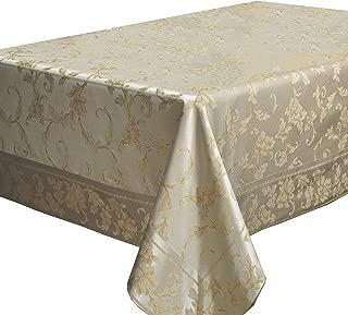 Harmony Scroll Tablecloth (60