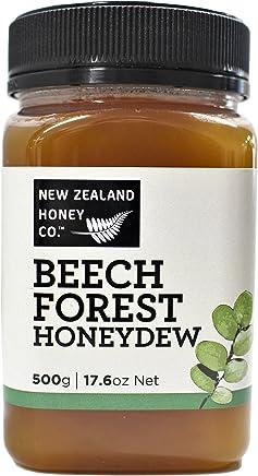 New Zealand Honey Co. Raw Beech Forest Honeydew Honey   17.6oz / 500g