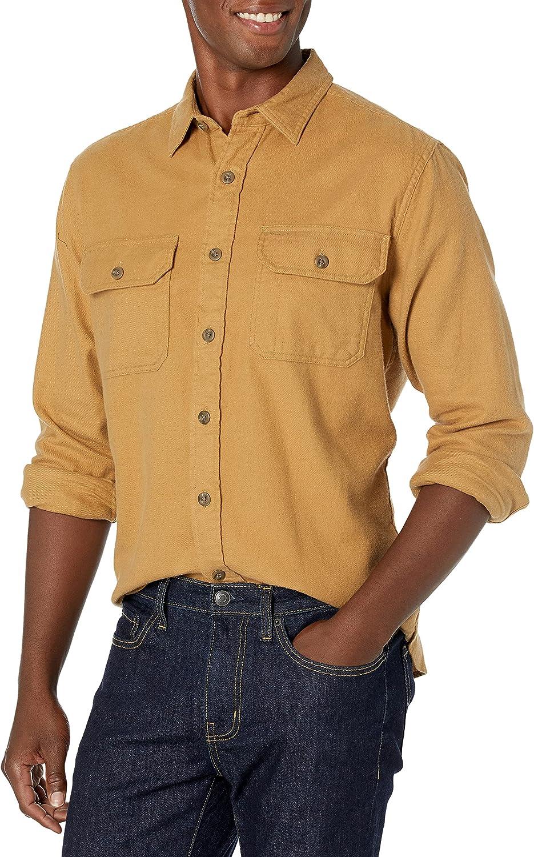 1960s Mens Shirts | 60s Mod Shirts, Hippie Shirts Pendleton Mens Long Sleeve Super Soft Burnside Flannel Shirt  AT vintagedancer.com
