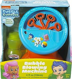 Little Kids Bubble Guppies Nickelodeon Motorized Bubble Machine
