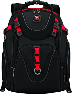 "Wenger Maxxum 16"" Laptop Backpack, Black (black) - 602245"