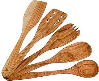 Handmade Utensil Set. Wooden Cute Kitchen Utensils 12