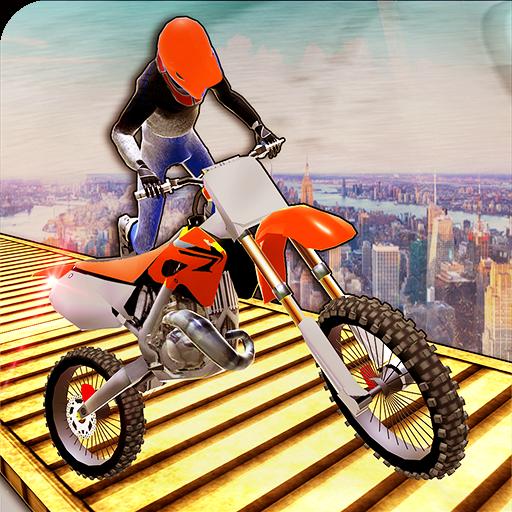 Dirt Bike Racing Fever pro 3d : games race free stunt car app blast baron...