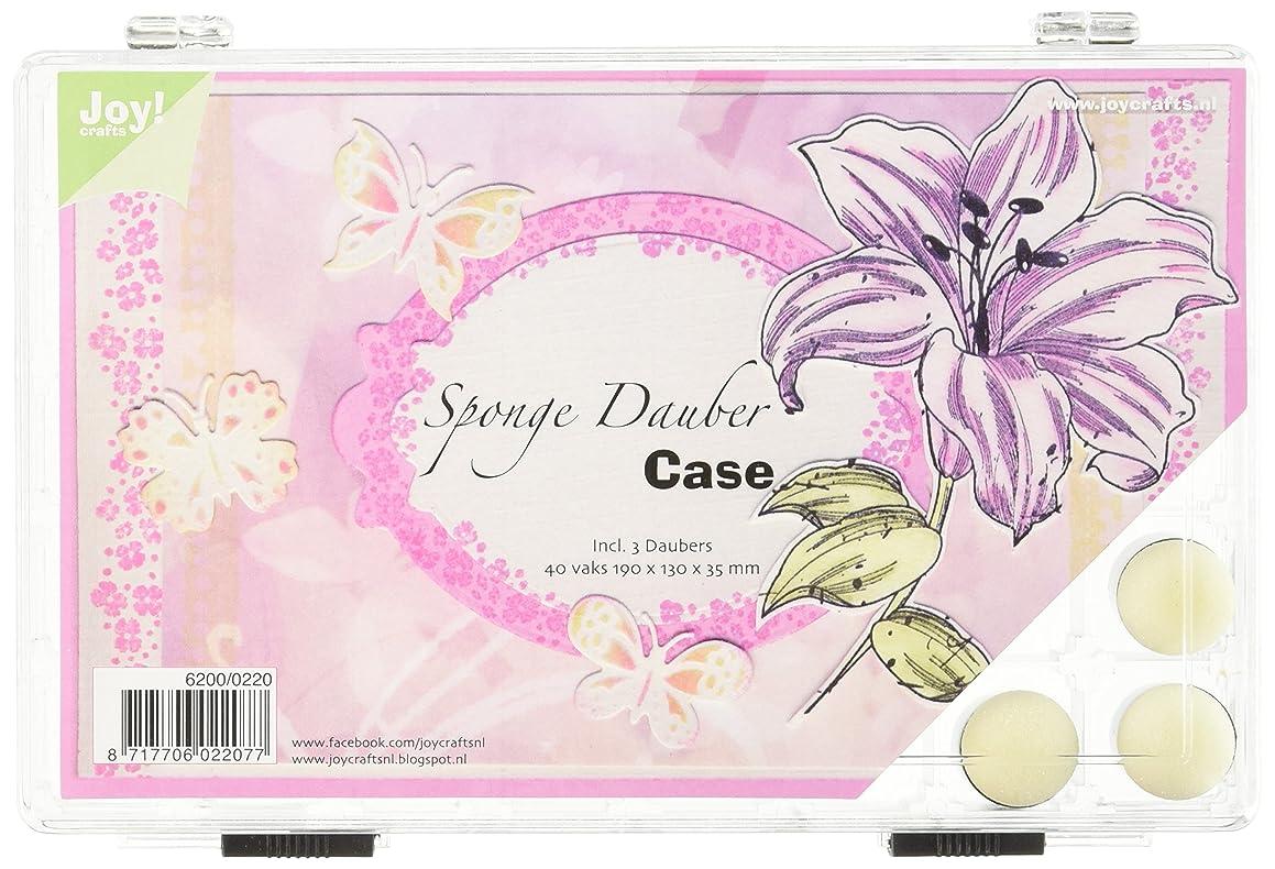Joy! Crafts 62000220 Sponge Dauber Case