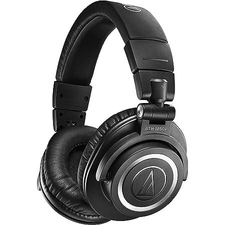 Audio-Technica ATH-M50xBT2 Wireless Over-Ear Headphones