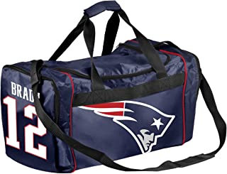 New England Patriots Tom Brady #12 Core Duffel Bag