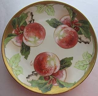 limoges fruit plates