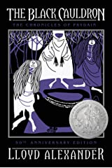 The Black Cauldron 50th Anniversary Edition: The Chronicles of Prydain, Book 2 Kindle Edition