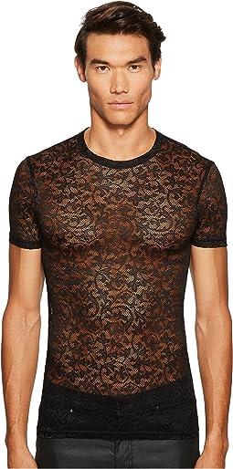 Versace - Lace Undershirt
