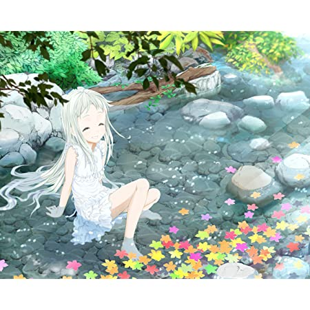 sp210536 Anohana The Flower We Saw That Day Japan Anime Wall Scroll Poster