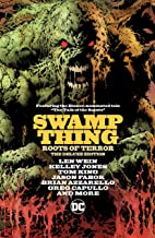 Swamp Thing: Roots of Terror Deluxe Edition (Swamp Thing Winter Special (2018))