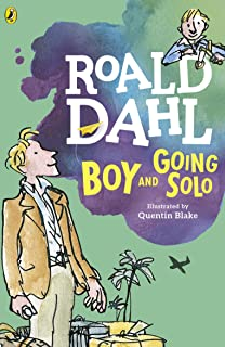 Boy and Going Solo by Roald Dahl - Paperback