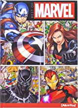 Best of Marvel Look and Find - Spider-Man, Avengers, Guardians of the Galaxy, Black Panther and More! - Characters from Avengers Endgame Included - PI Kids