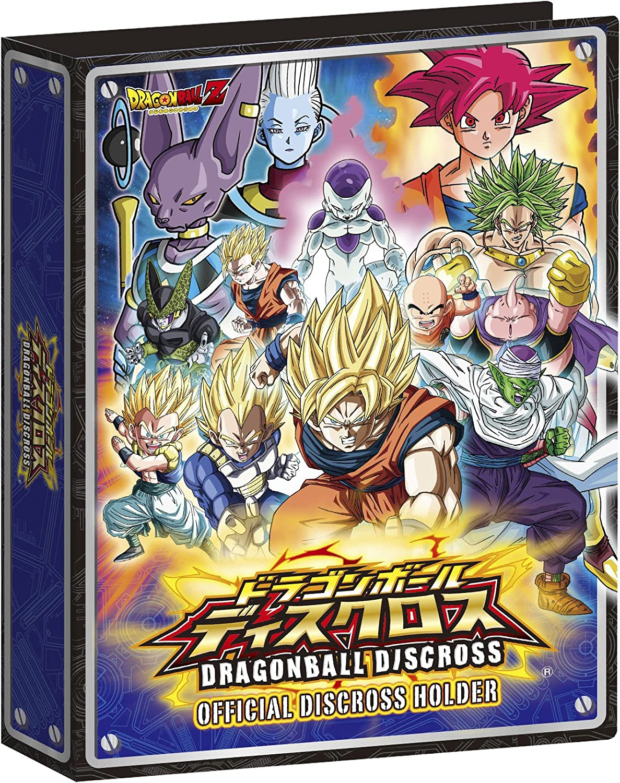 Dragon Ball disk Los official disk loss holder