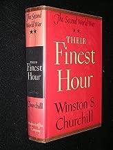 Their Finest Hour - Second World War Series - Book Club Edition