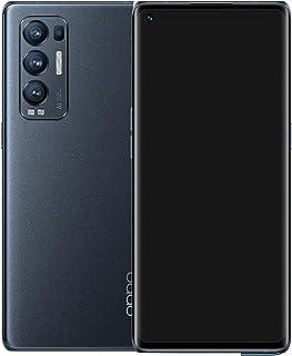 هاتف اوبو رينو 5 برو الجيل الخامس الذكي، 12 جيجا رام، سعة 256 جيجا لون اسود ستارلايت