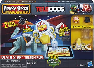 Angry Birds Star Wars Telepods Death Star Trench Run Playset - coolthings.us