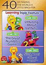 Best sesame street learning about letters Reviews